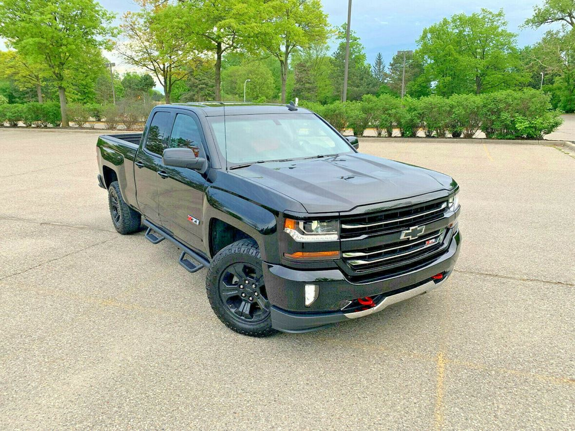 2017 Chevrolet Silverado 1500 for sale by owner in Dallas