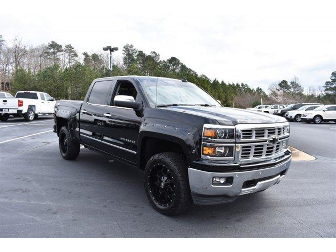 2015 Chevrolet Silverado 1500 Crew Cab for sale by owner in McMinnville