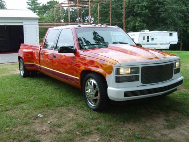 1997 Chevrolet Silverado 3500 By Owner In Gilbertown, AL 36908