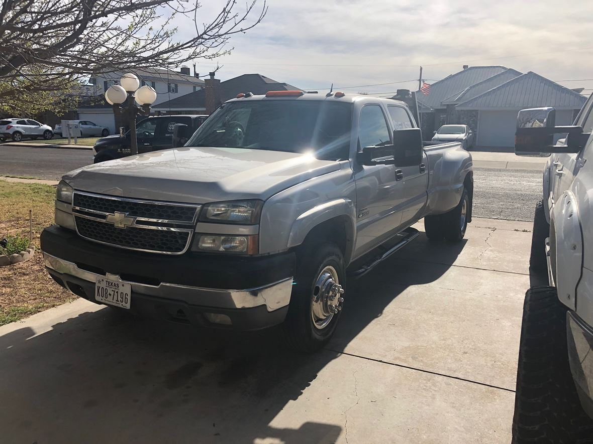 2005 Chevy Silverado For Sale >> 2005 Chevrolet Silverado 3500hd For Sale By Owner In Odessa Tx 79765 25 000