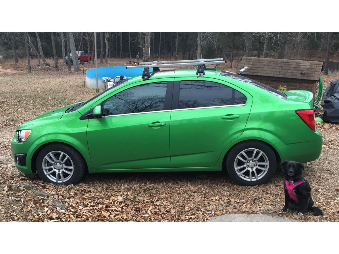 2015 Chevrolet Sonic for sale by owner in Sylva