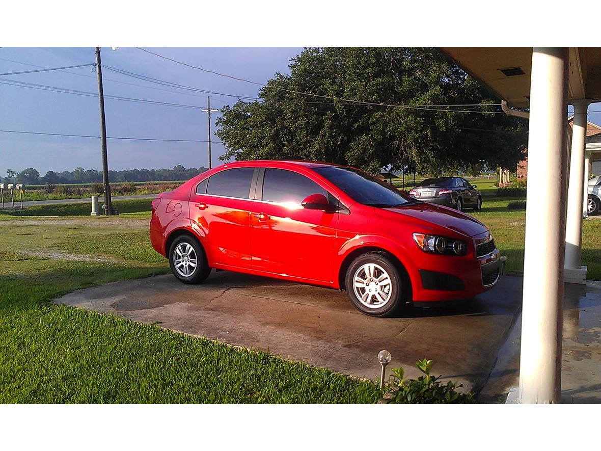2013 Chevrolet Sonic LT for sale by owner in Thibodaux