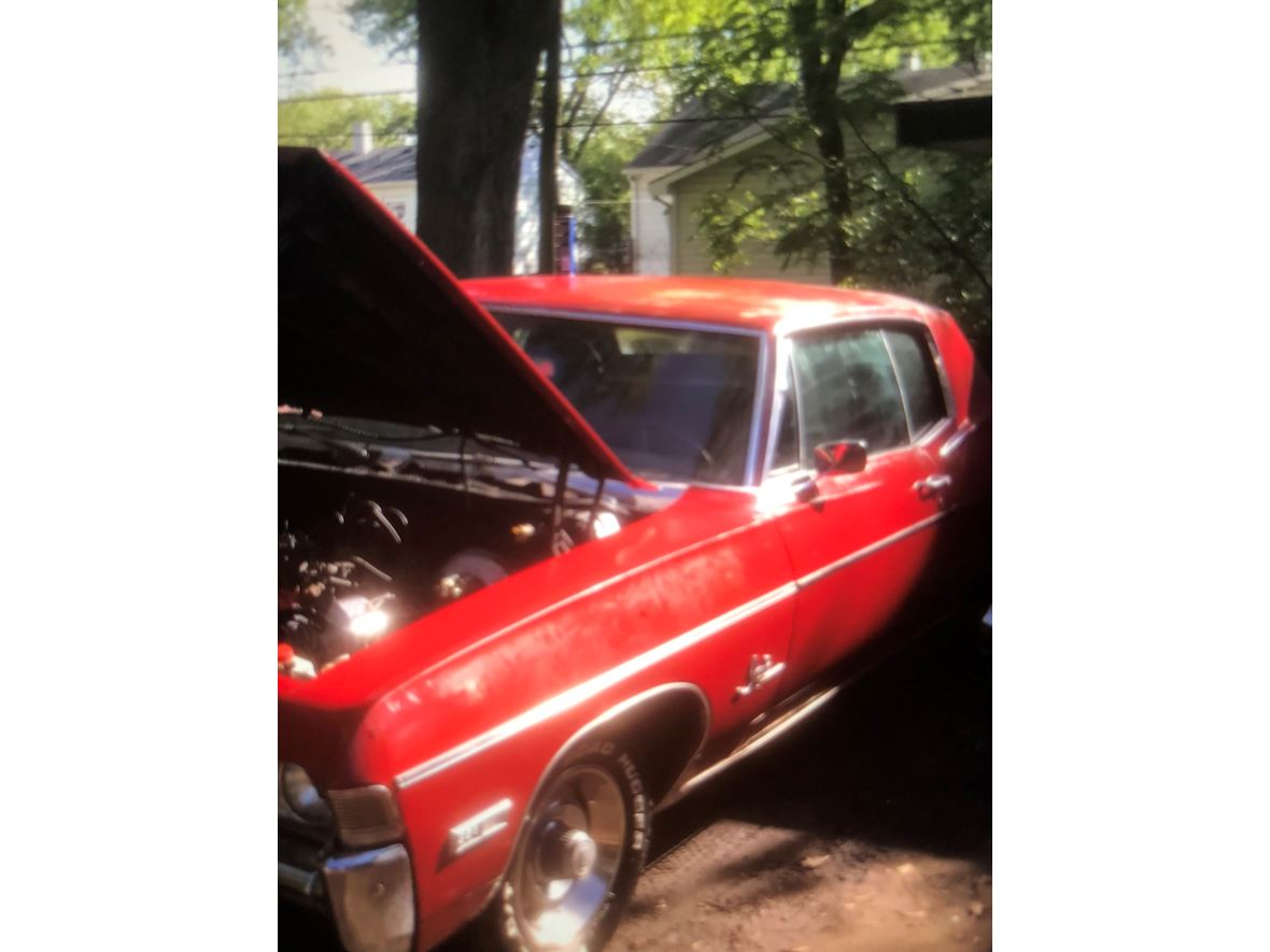 1968 Chevrolet SS for sale by owner in Chicago Heights