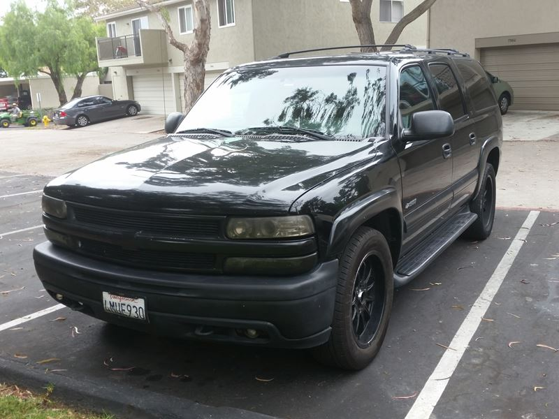 2000 Chevrolet Suburban For Sale By Owner In San Diego Ca 92199