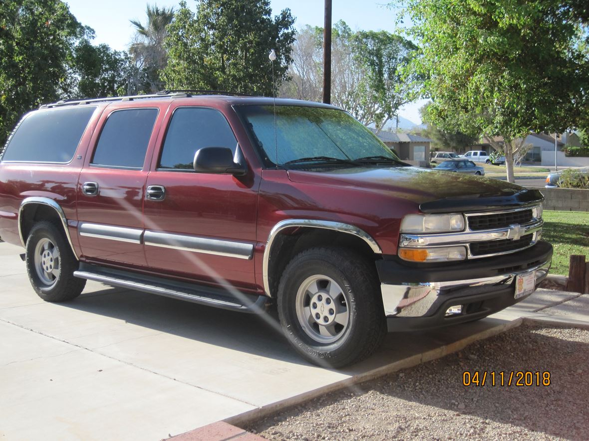 2003 Chevrolet Suburban for sale by owner in Yuma
