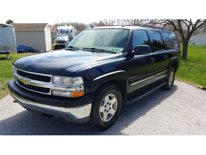 Cars For Sale In Lancaster Pa: 2004 Chevrolet Suburban For Sale By Owner In Lancaster, PA