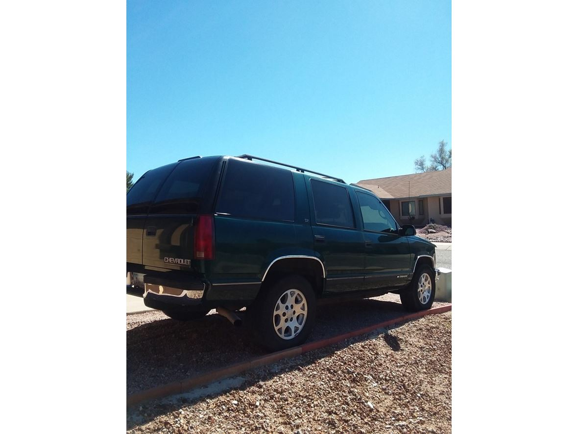 1997 Chevrolet Tahoe for sale by owner in Tucson