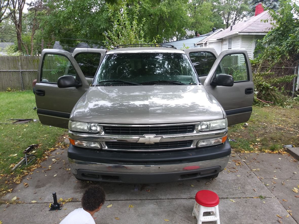 2003 Chevrolet Tahoe for sale by owner in Ferndale
