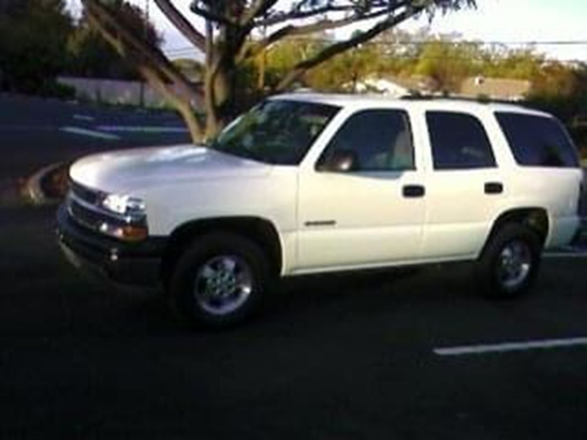 2003 Chevrolet Tahoe for sale by owner in Roseville