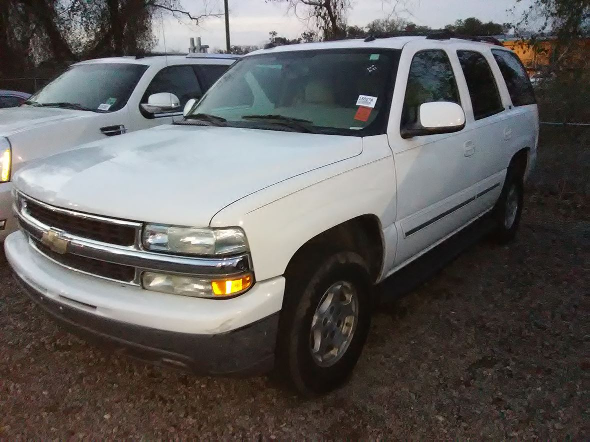 2004 Chevrolet Tahoe for sale by owner in Hammond