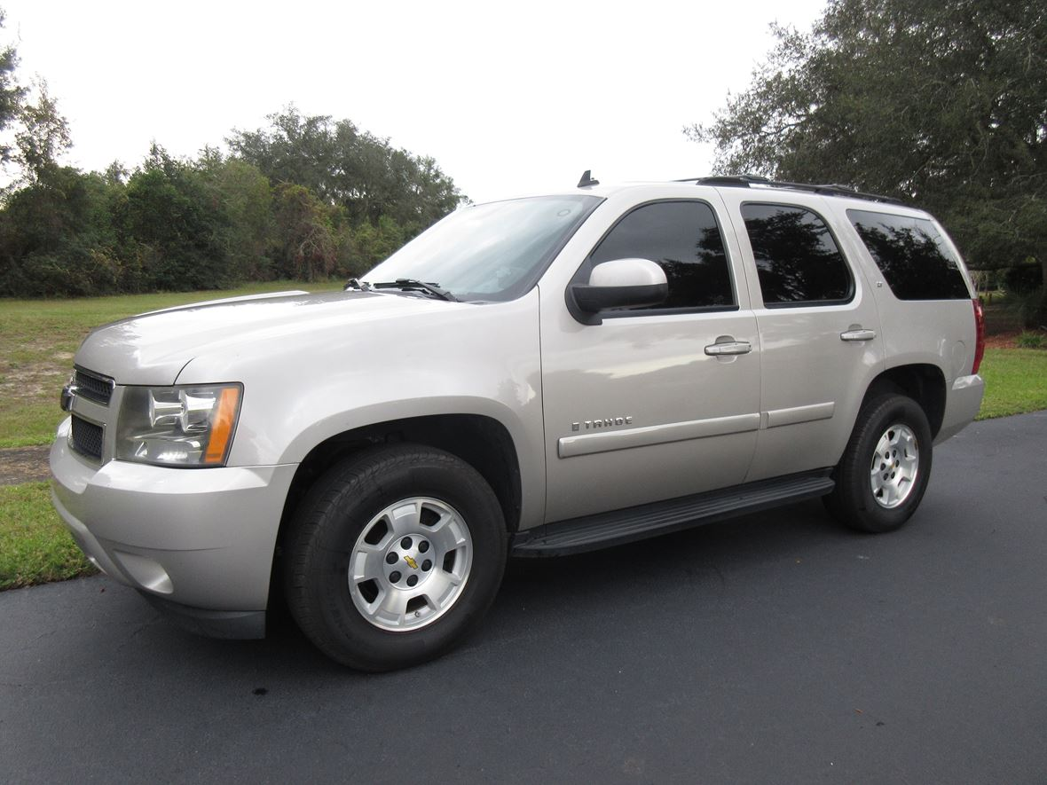 2007 Chevrolet Tahoe for sale by owner in Orange City