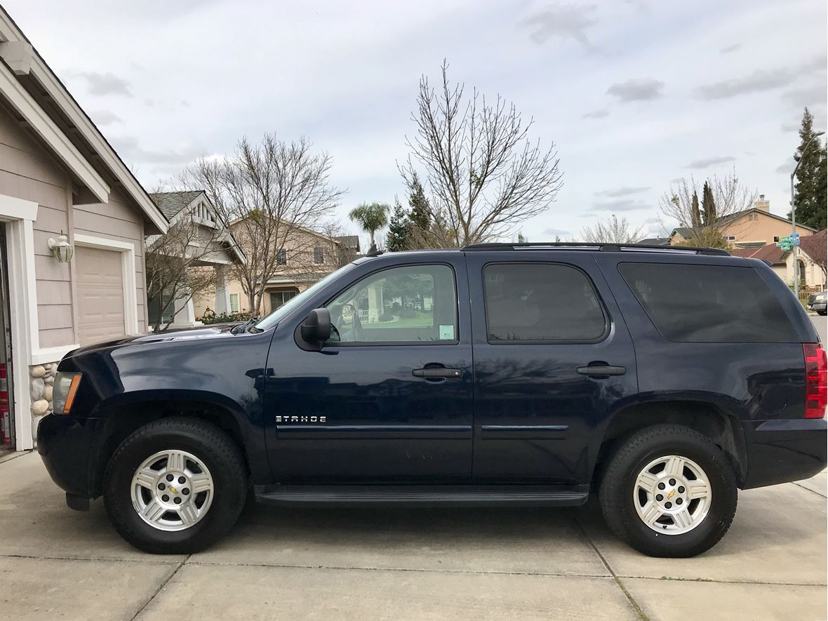 2007 Chevrolet Tahoe for sale by owner in Modesto