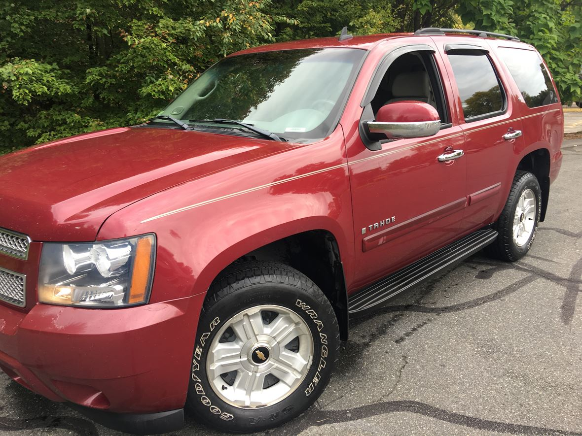 2007 Chevrolet Tahoe for sale by owner in Manchester
