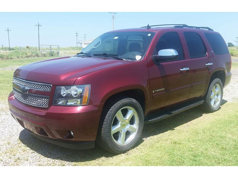 2008 Chevrolet Tahoe For By Owner In Lawton