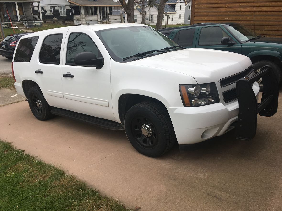 Used Police Tahoes For Sale >> 2014 Chevrolet Tahoe Police For Sale By Owner In Marshalltown Ia 50158 12 250