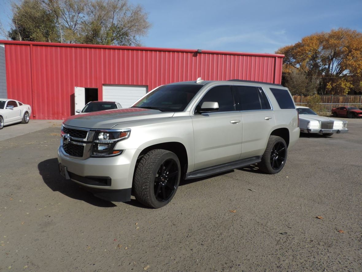 2015 Chevrolet Tahoe for sale by owner in Albuquerque