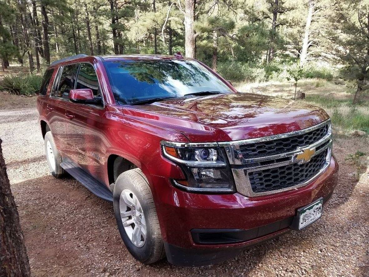 2017 Chevrolet Tahoe for sale by owner in Thornton