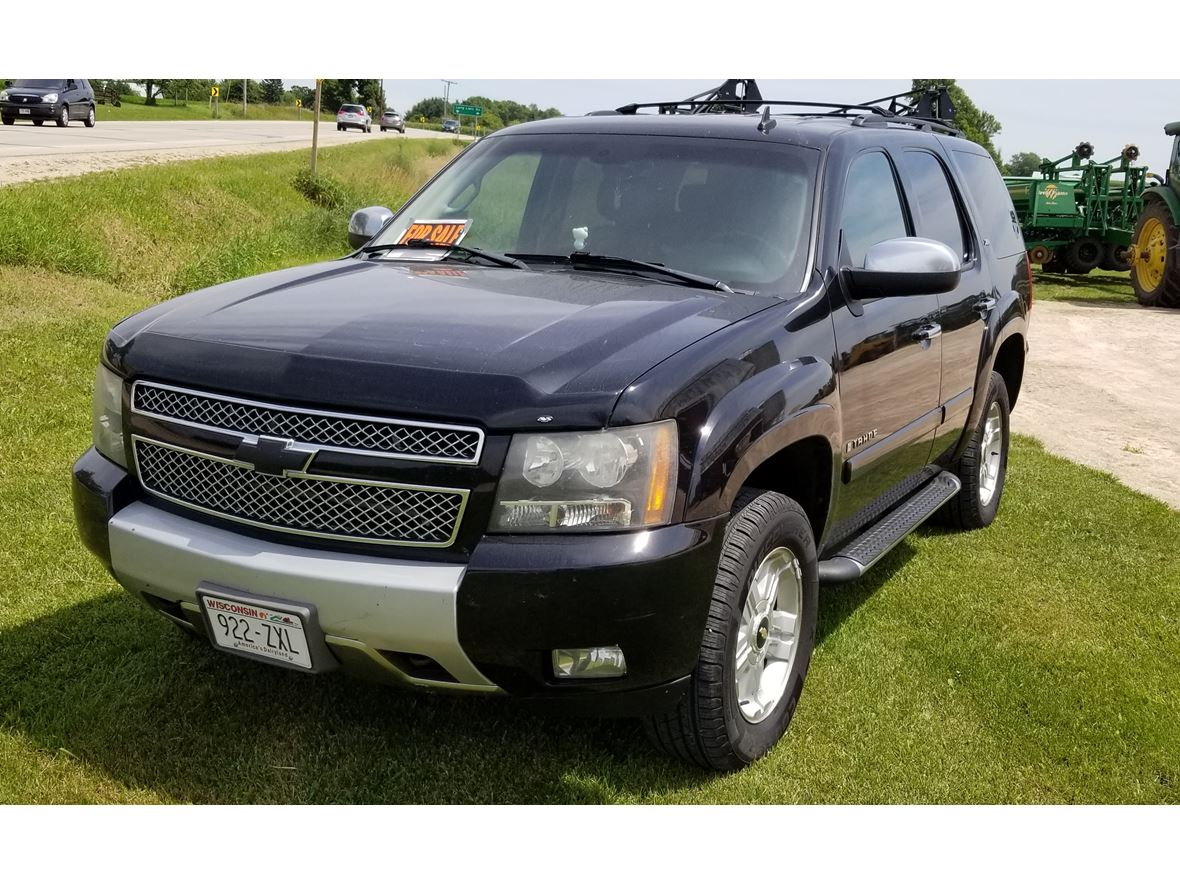 2007 Chevy Tahoe For Sale >> 2007 Chevrolet Tahoe Limited Z71 For Sale By Owner In Brillion Wi 54110 11 800