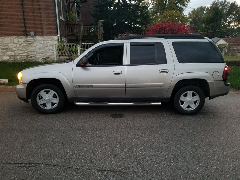2003 Chevrolet Trailblazer For Sale By Owner In Saint Louis Mo 63198 3 150
