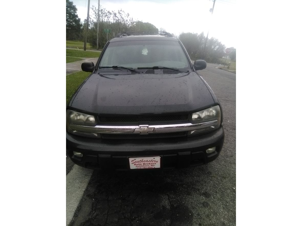 2003 Chevrolet Trailblazer for sale by owner in Kinston