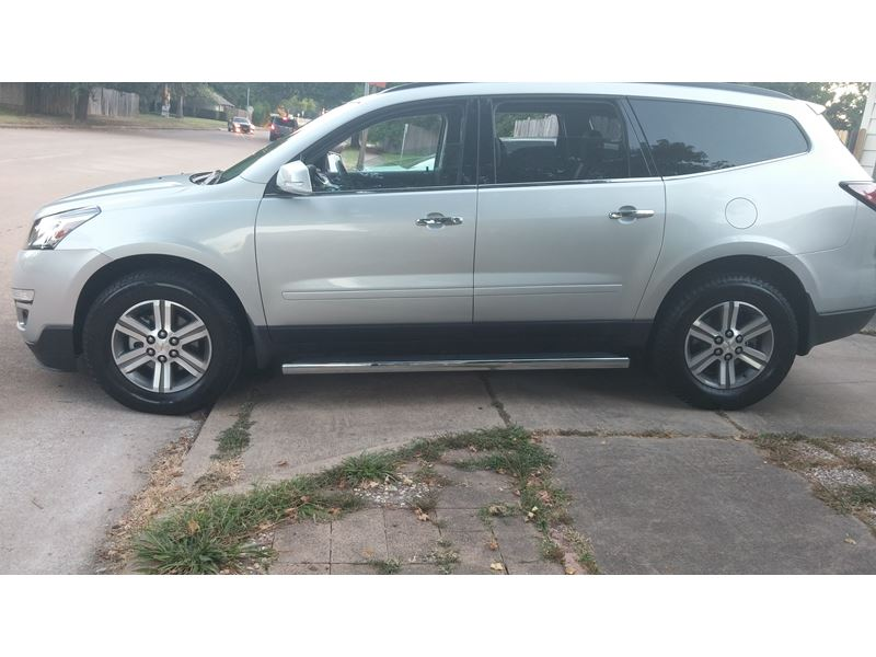2015 chevrolet traverse for sale by owner in richmond tx 77469. Black Bedroom Furniture Sets. Home Design Ideas