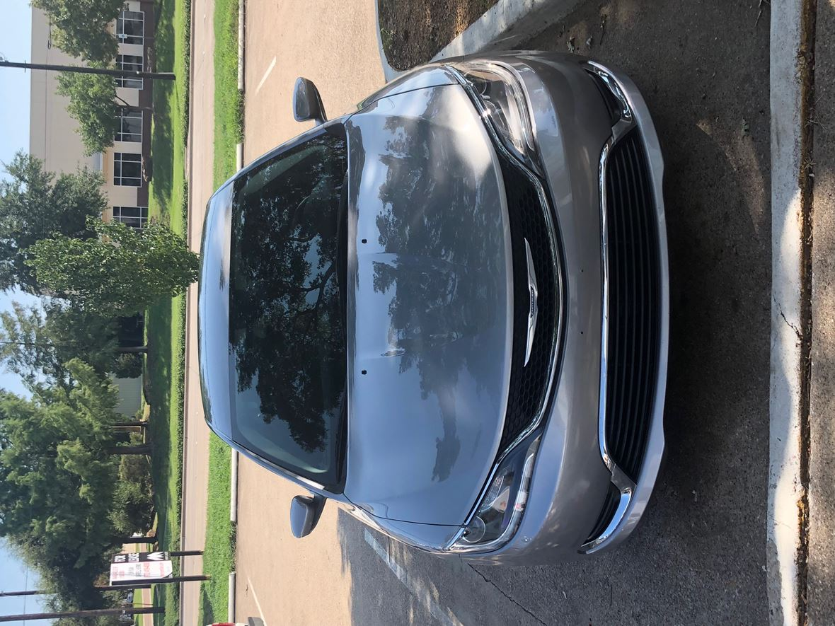 2015 Chrysler 200 for sale by owner in Dallas