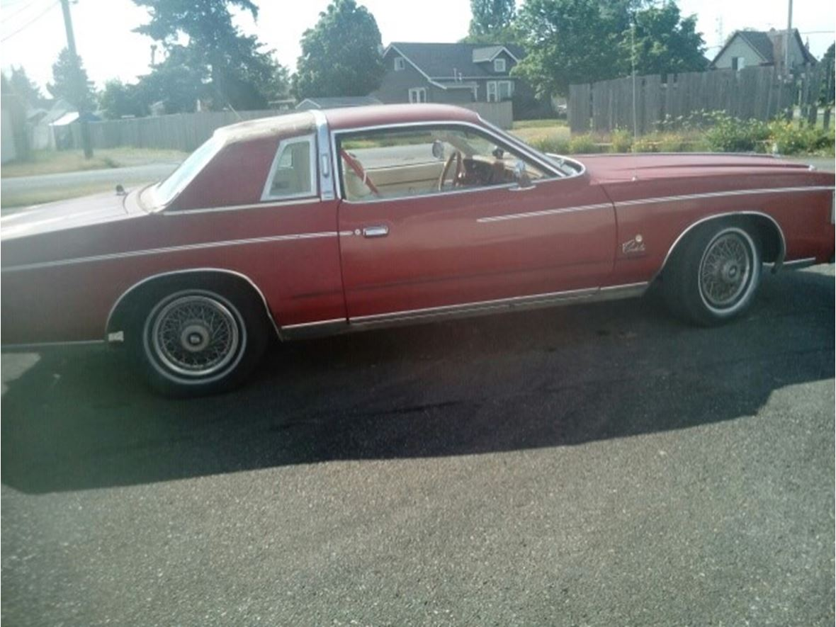 1979 Chrysler 300 for sale by owner in Tacoma