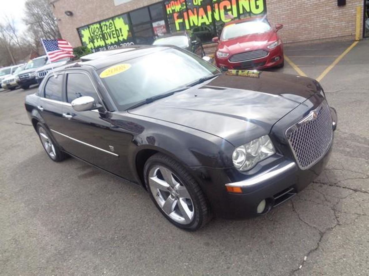 2008 Chrysler 300 Dub Edition For By Owner In Redford