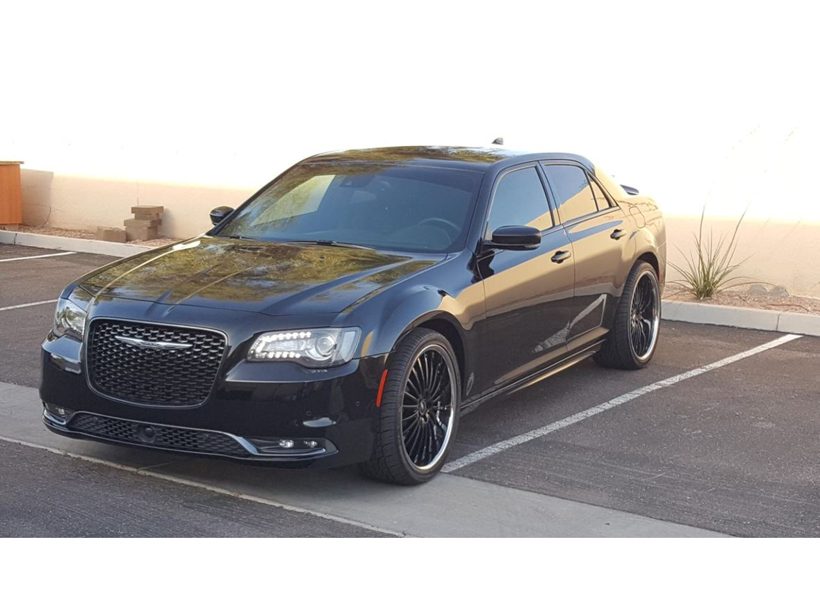 2015 Chrysler 300s for sale by owner in Chandler