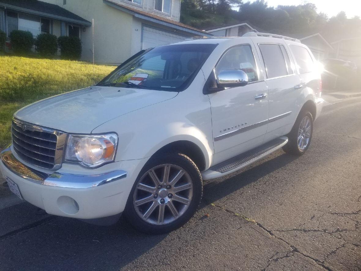 Chrysler Aspen For Sale >> 2008 Chrysler Aspen For Sale By Owner In Hercules Ca 94547 10 000