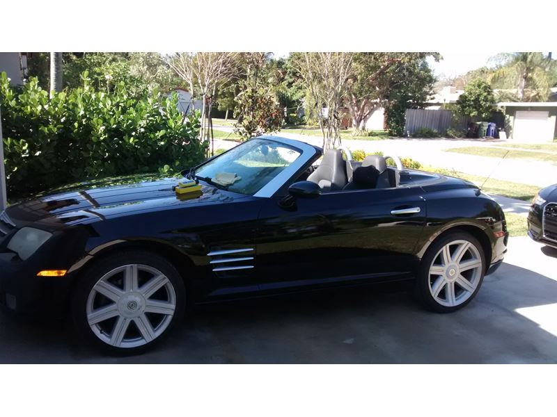 Crossfire For Sale >> 2005 Chrysler Crossfire For Sale By Owner In Fort Lauderdale Fl 33359 5 500