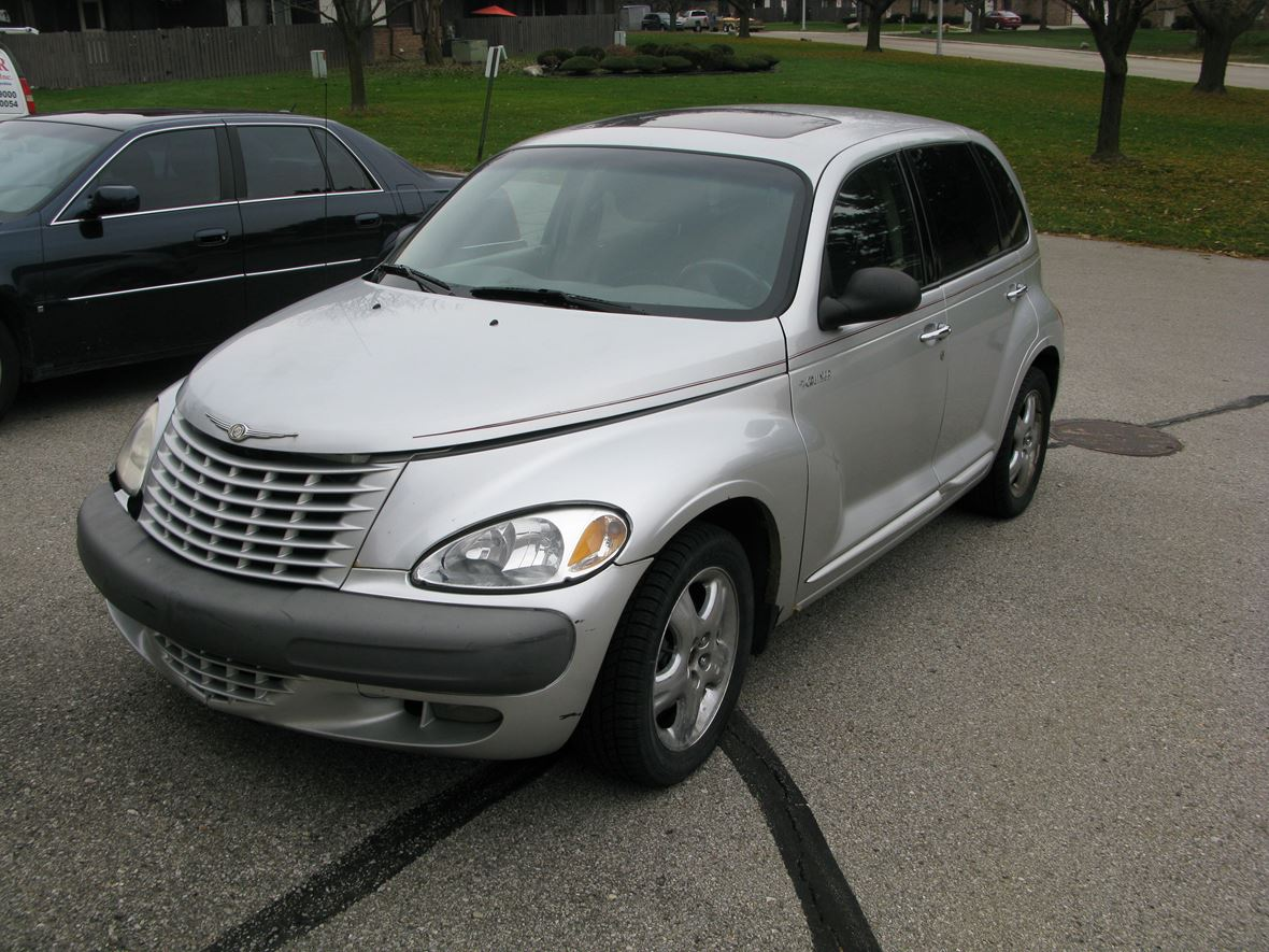 2001 chrysler pt cruiser for sale by owner in dearborn mi 48124. Black Bedroom Furniture Sets. Home Design Ideas