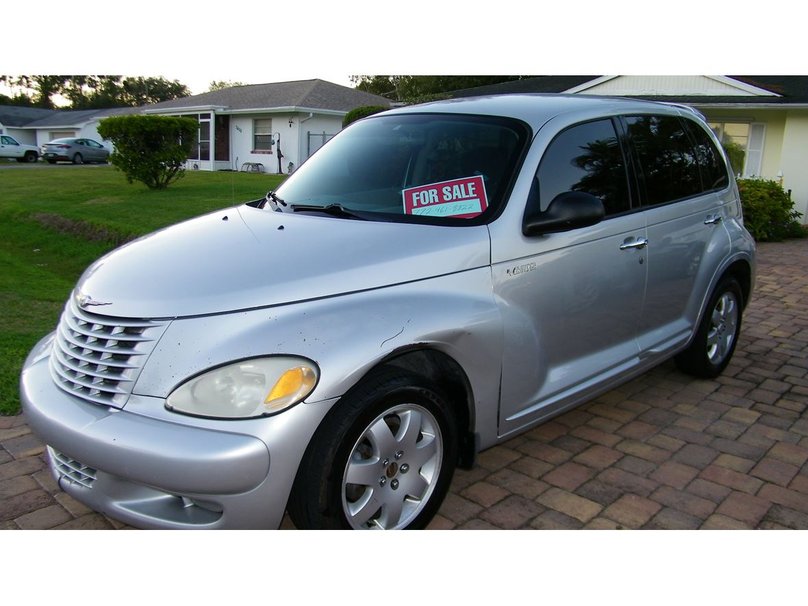 2004 Chrysler PT Cruiser for sale by owner in Vero Beach