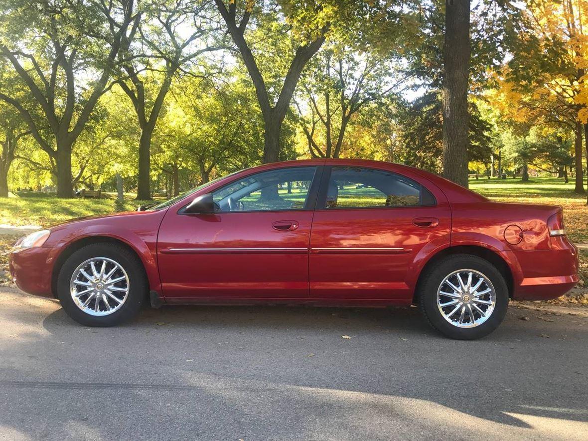 2003 Chrysler Sebring For Sale By Owner In Minneapolis  Mn