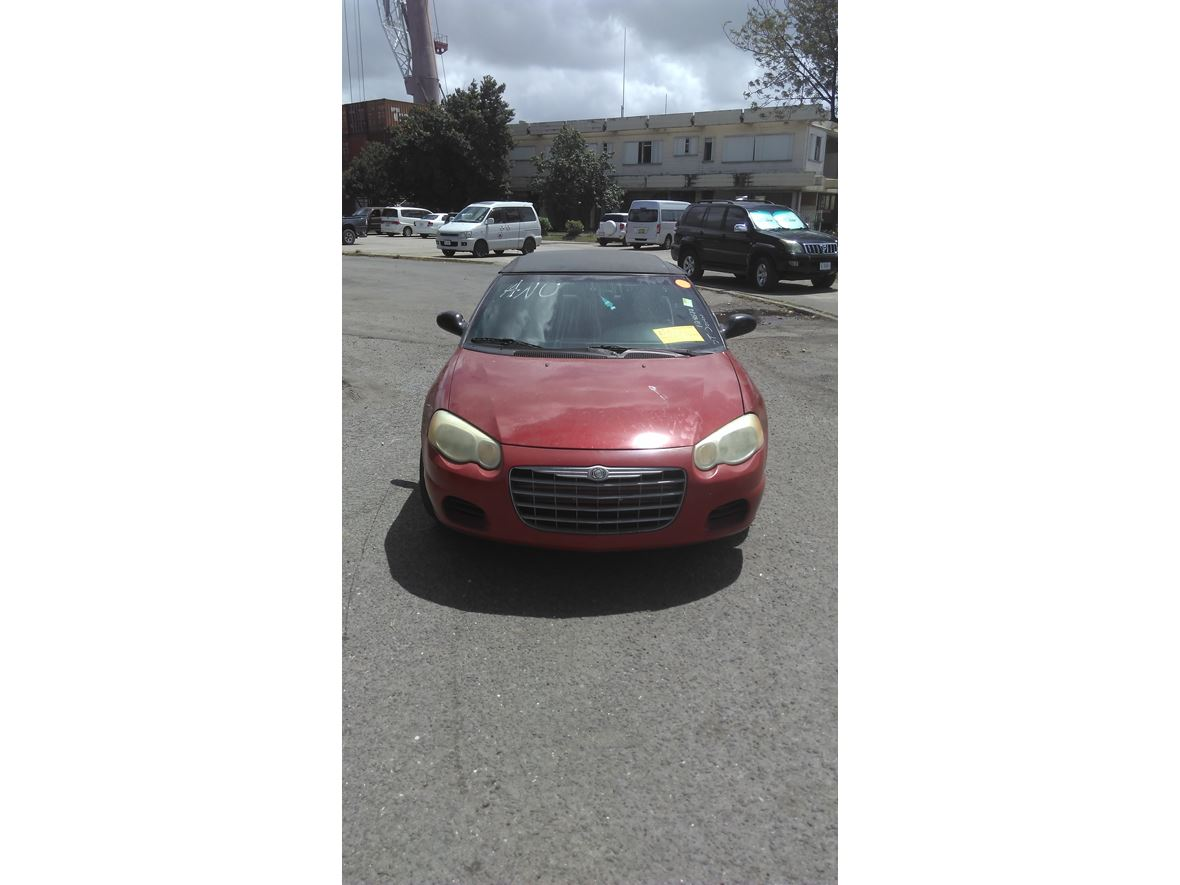 2005 Chrysler Sebring for sale by owner in Miami