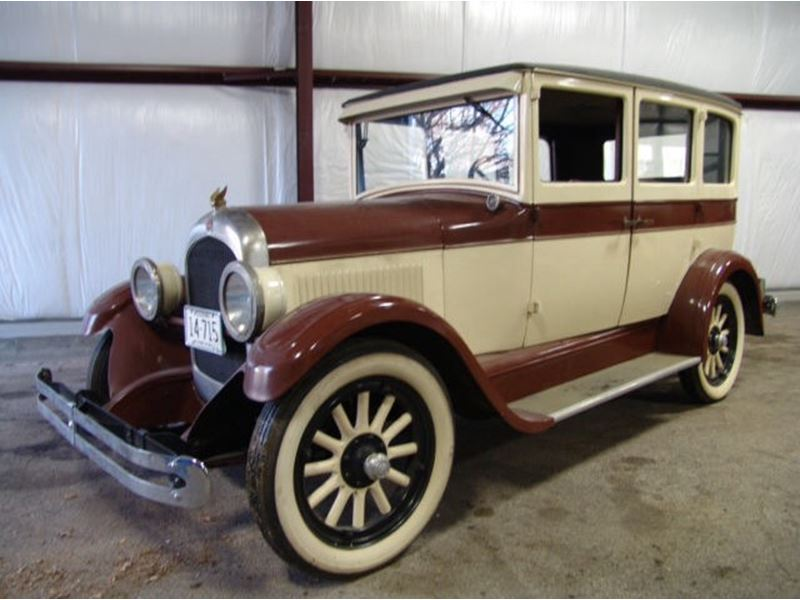 1927 Chrysler Town & Country - Antique Car - Spartanburg, SC 29319