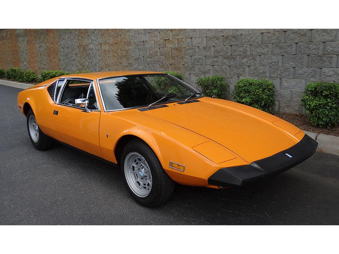 Detomaso Pantera For Sale >> 1973 Datsun Detomaso Pantera For Sale By Owner In Chicago Il 60701 34 500