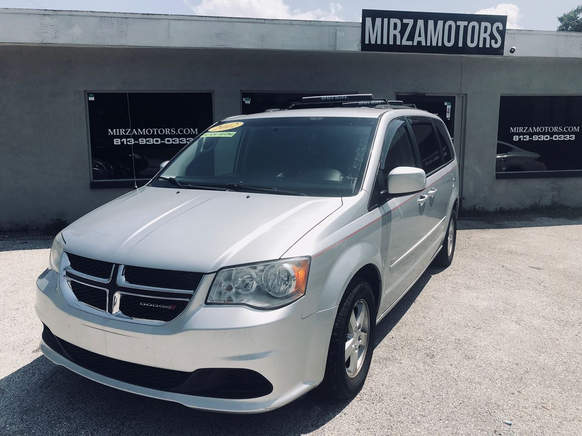 2012 dodge caravan for sale by owner in tampa fl 33614. Black Bedroom Furniture Sets. Home Design Ideas