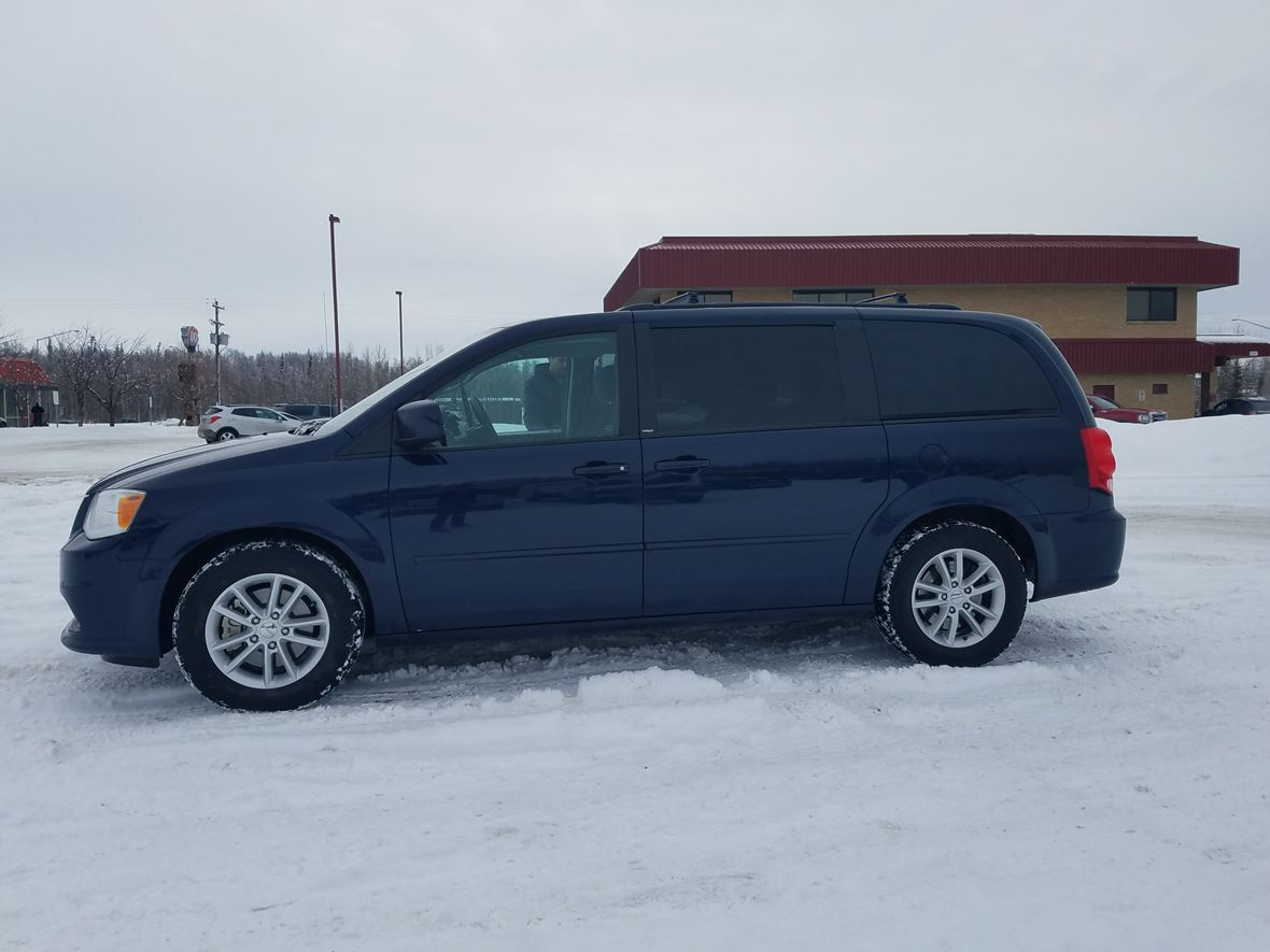 2013 Dodge Caravan for sale by owner in Wasilla
