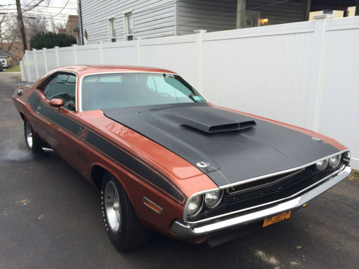 Chryslers At Carlisle >> 1970 Dodge Challenger - Antique Car - Commack, NY 11725