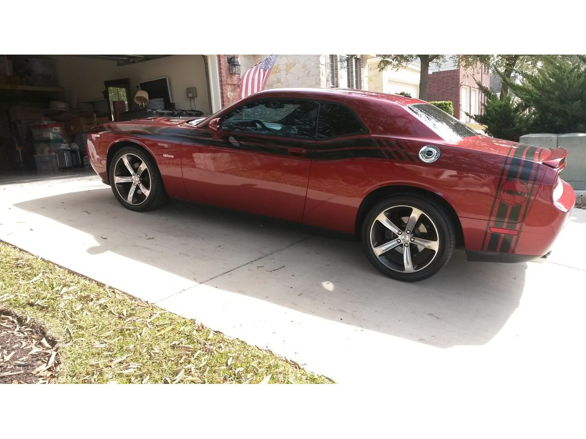 2014 Dodge Challenger For Sale >> 2014 Dodge Challenger R T Hemi Anniversary Edition For Sale By Owner In San Antonio Tx 78259 27 500