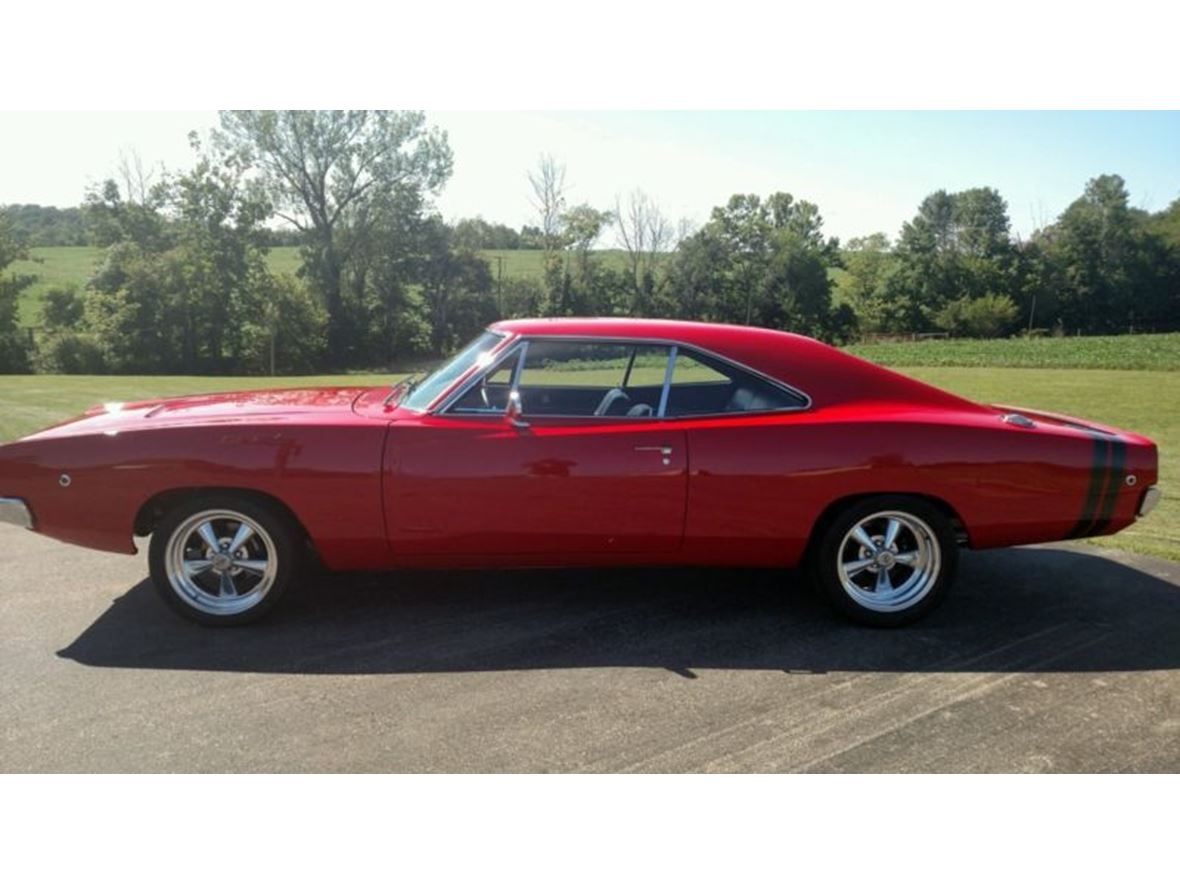 1968 Dodge Charger for Sale by Owner in Morgantown, IN 46160 - $21,700