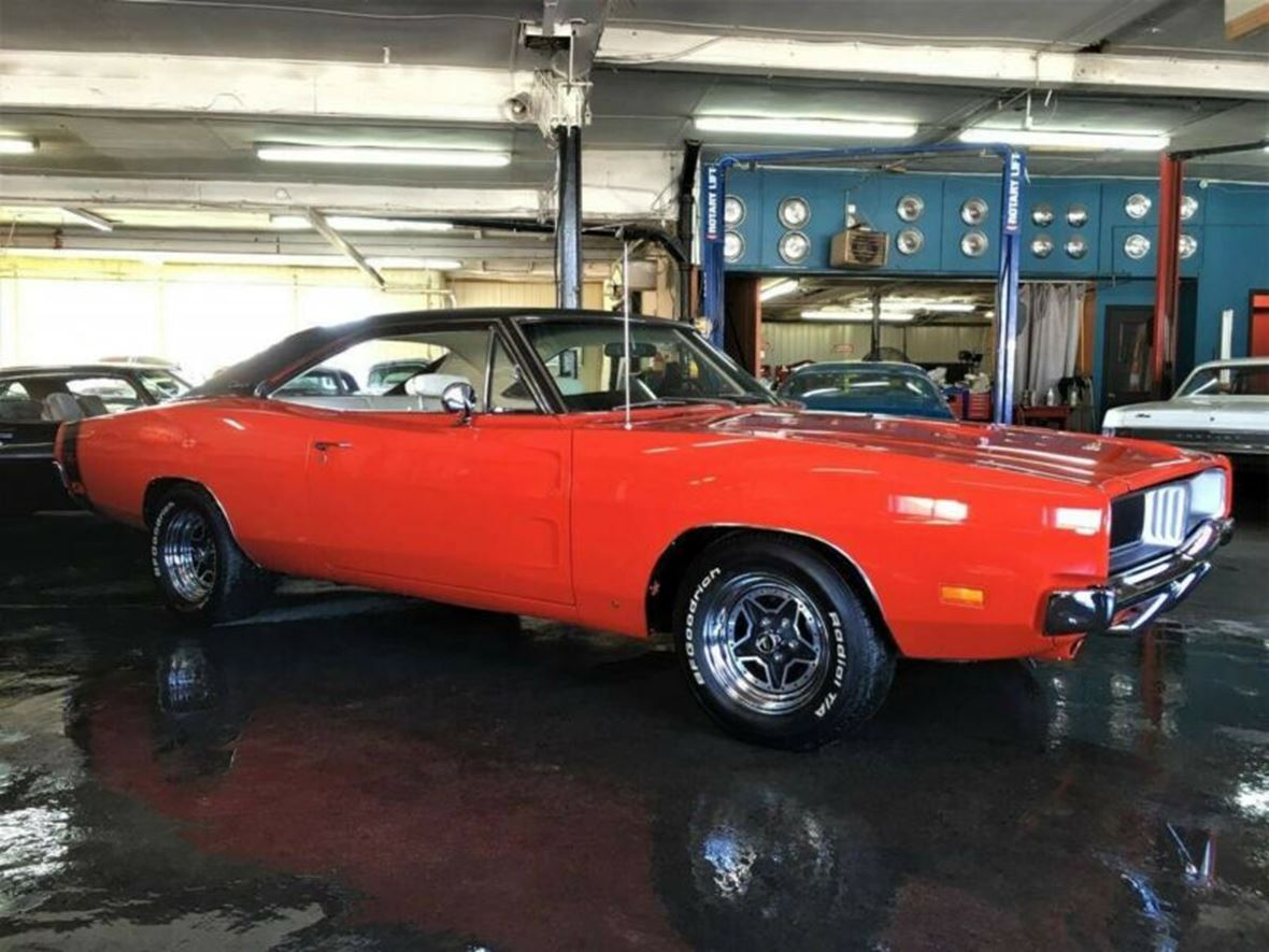 1969 Dodge Charger for sale by owner in Egg Harbor City
