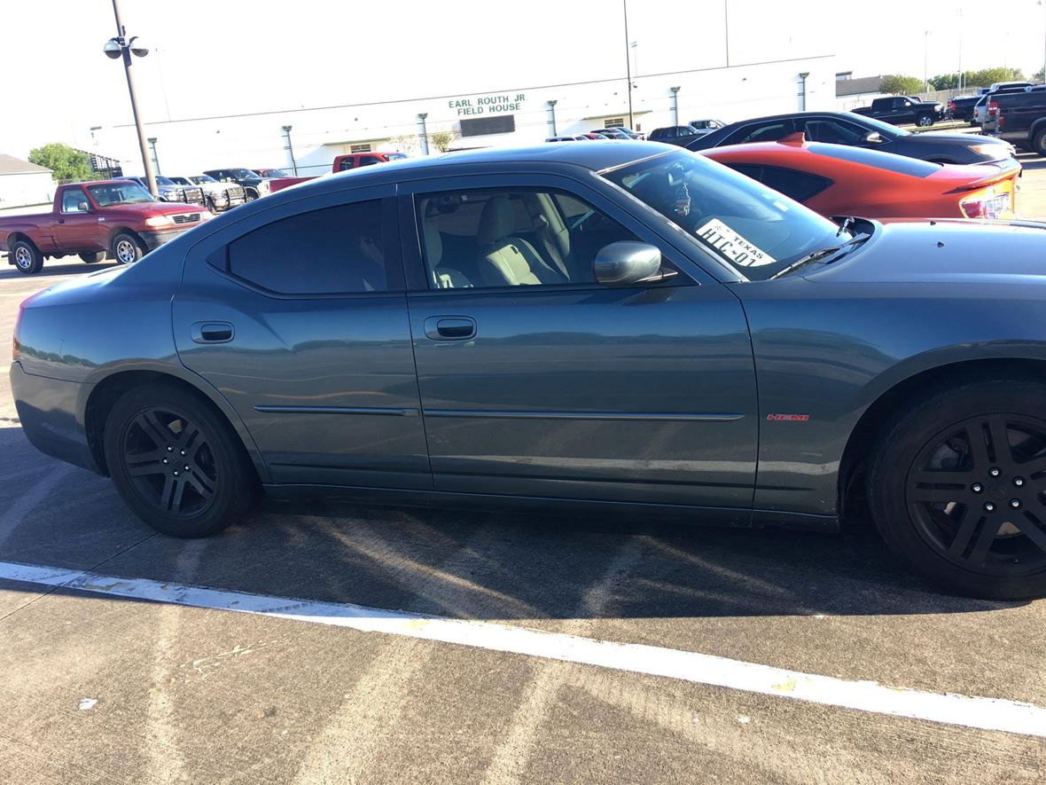 2006 dodge charger private car sale in santa fe tx 77517