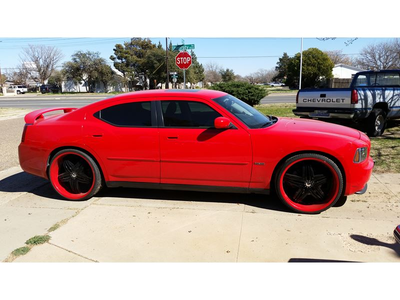 2007 Dodge Charger For Sale >> 2007 Dodge Charger For Sale By Owner In Lubbock Tx 79499 20 000