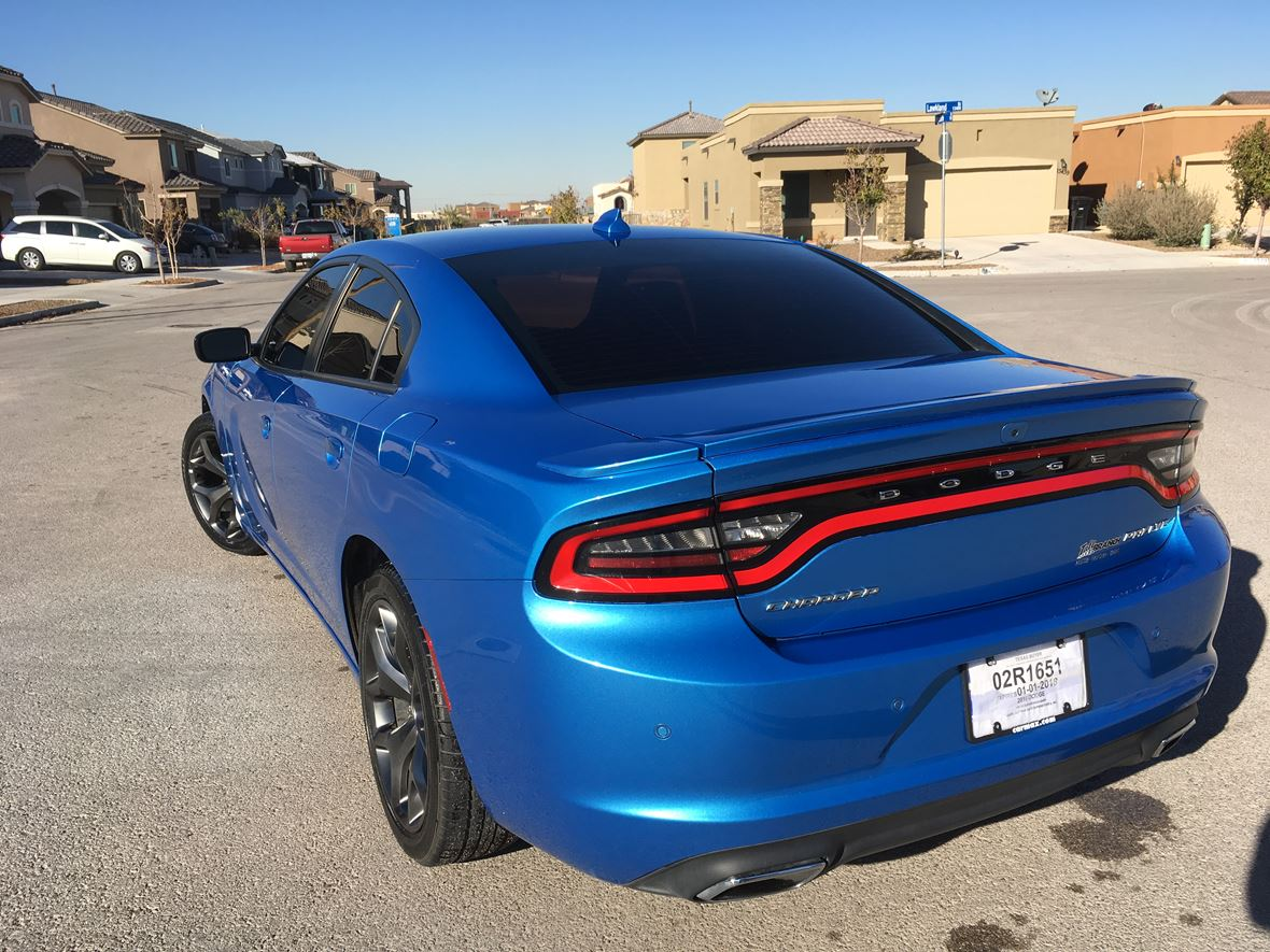 2016 Dodge Charger for Sale by Owner in El Paso, TX 79928 - $19,950