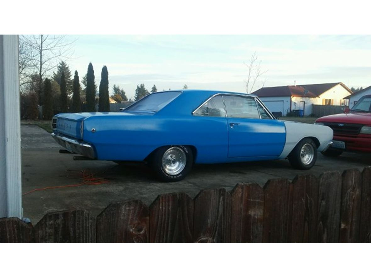 Dodge Dart For Sale Near Me >> 1968 Dodge Dart For Sale By Owner In Rochester Wa 98579 7 500