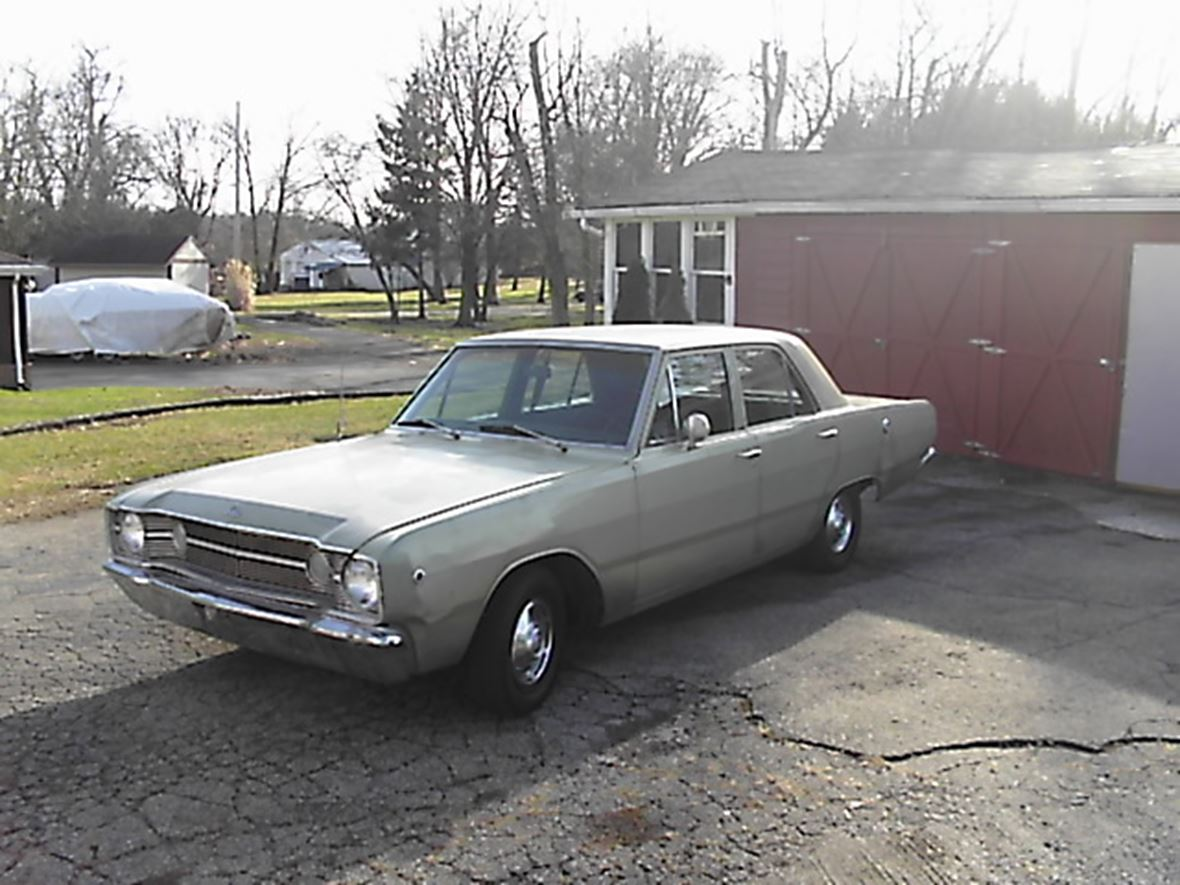 1968 Dodge Dart for sale by owner in Madison
