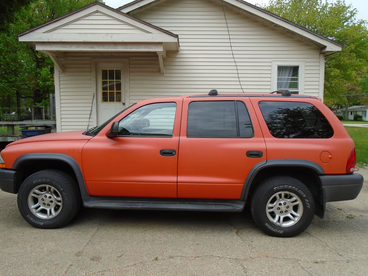 2003 Dodge Durango for sale by owner in Fruitport