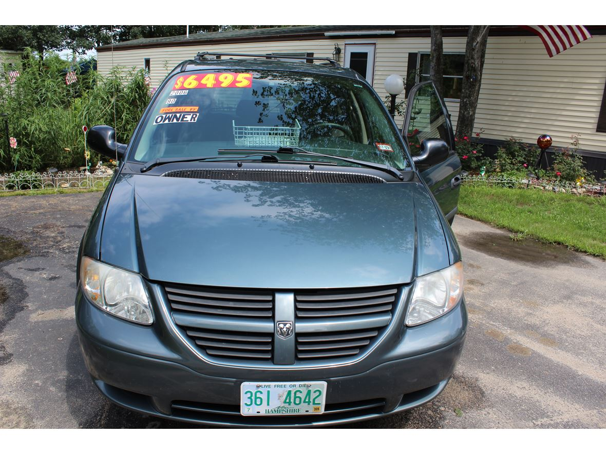 2006 Dodge Grand Caravan for Sale by Private Owner in Rochester, NH ...